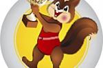 Эмблема детских соревнований по спортивной гимнастике