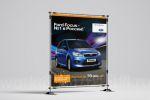 Плакат Ford (Москва)