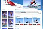 Pro Ski тренажер для горнолыжников