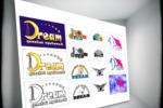 Варианты логотипа производственной фирмы