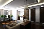 Интерьер 3-х комнатной квартиры