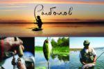 Логотип для магазина туризма и рыбалки