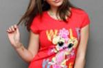 реклама женских футболок для интернет-магазина