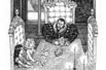 Игра в карты со злым колдуном