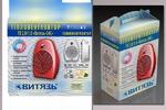 Упаковка тепловентилятора(2011г.)