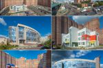 Архитектурная съемка жилых комплексов