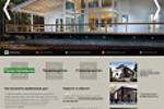 Сайт строительной компании Нархозстрой