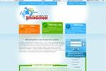 Сайт школы иностранных языков