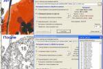 Нумерация кривых по цвету (CorelDraw)
