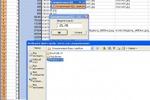 Синхрониз. БД с прайсом (Excel)