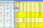 Конвертор вузовского расписания (Excel)