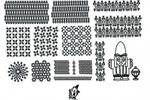 Разработка орнамента
