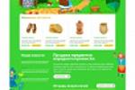 Интернет магазин под ключ ООО «Дари природу» илюстрация в шапки