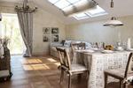 Дизайн и визуализация кухни гостиной в стиле прованс