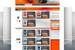 Дизайн сайта - www.sport-v-zakone.ru