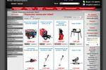Наполнение интернет-магазина электроинструментов