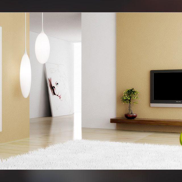 Гостиная (3d +Flash)