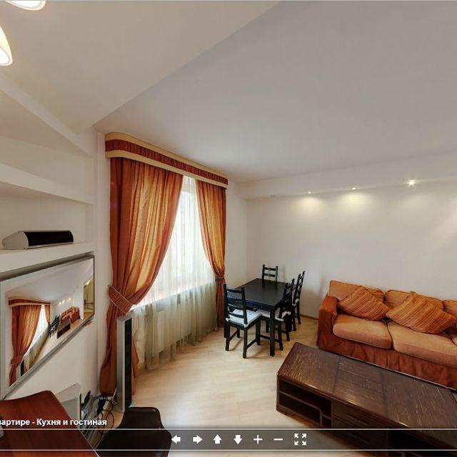 Виртуальный тур по квартире на продажу
