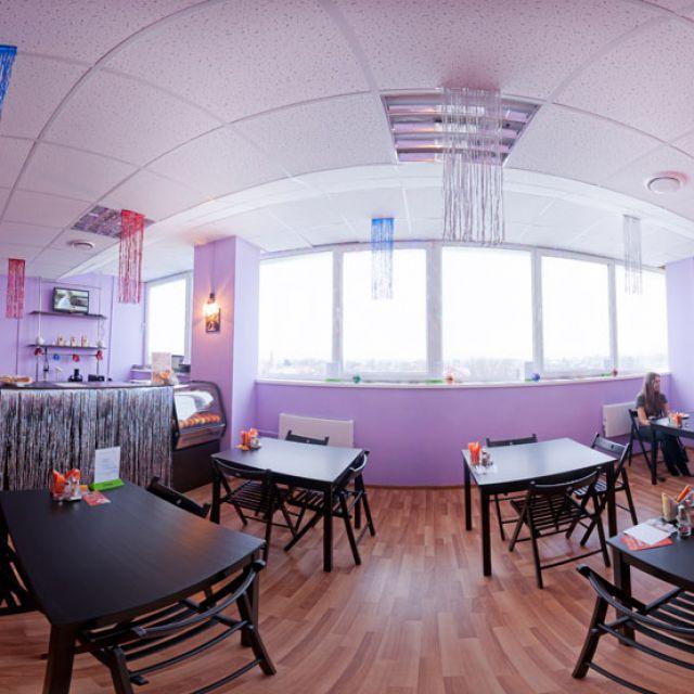 3D панорама Арт кафе