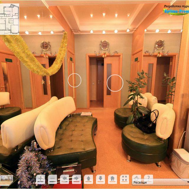 3D-Тур по стоматологической клинике