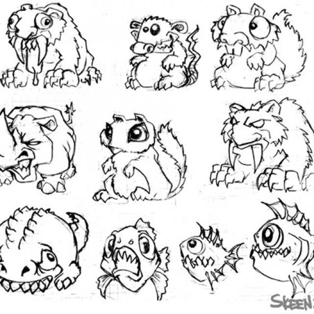 ледниковые животные