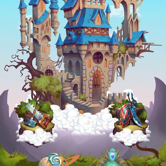Парящий замок