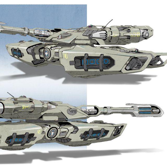 Ховер танк