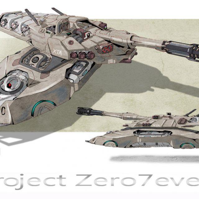 ховер танк 2