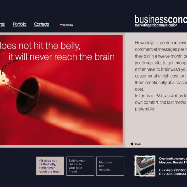 Businessconcepts