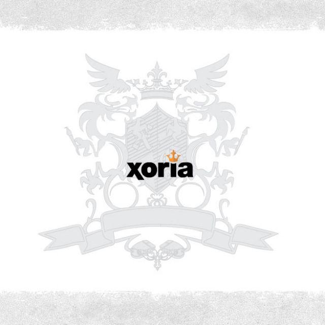 Флеш-сайт Xoria для студии дизайна из Дубаи