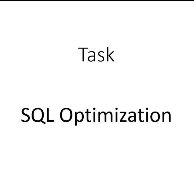 Галерея работ - Программирование и IT - MySQL