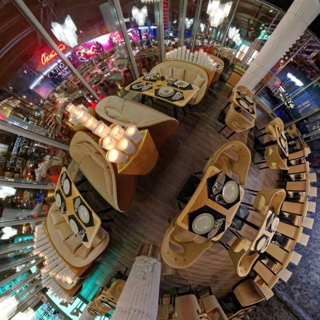 Виртуальный тур по ресторану CaviarPoint