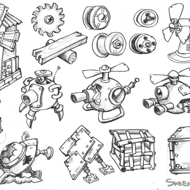 игровые объекты