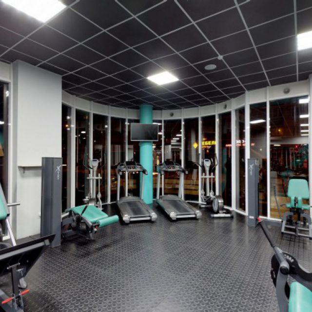 Виртуальный 3D Тур по фитнес - клубу Genetika в Анапе