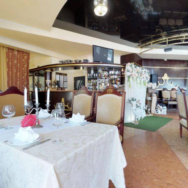 Виртуальный 3D Тур по ресторану Корона в Анапе