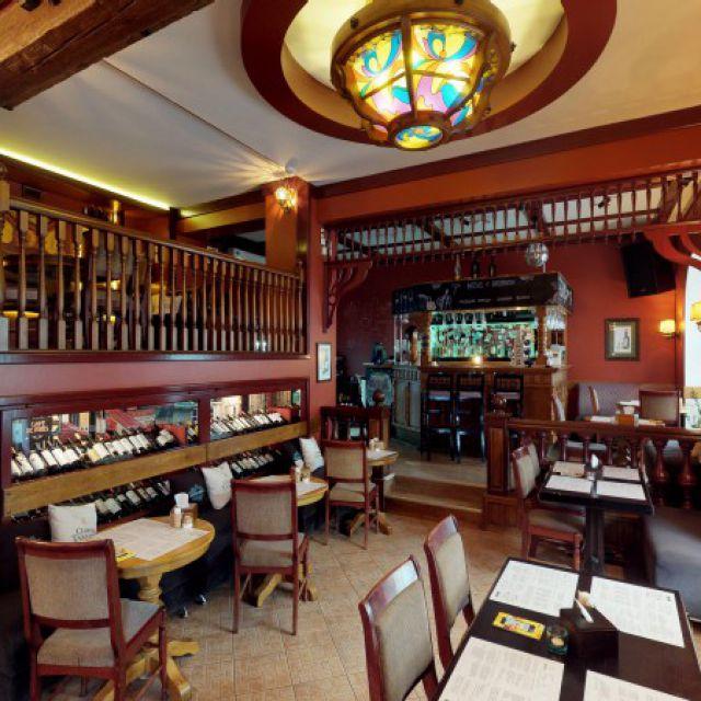 Виртуальный 3D Тур по Винному Гастроресторану BROOKWIN в Анапе