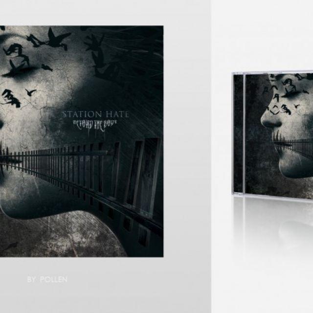 Иллюстрация для обложки альбома