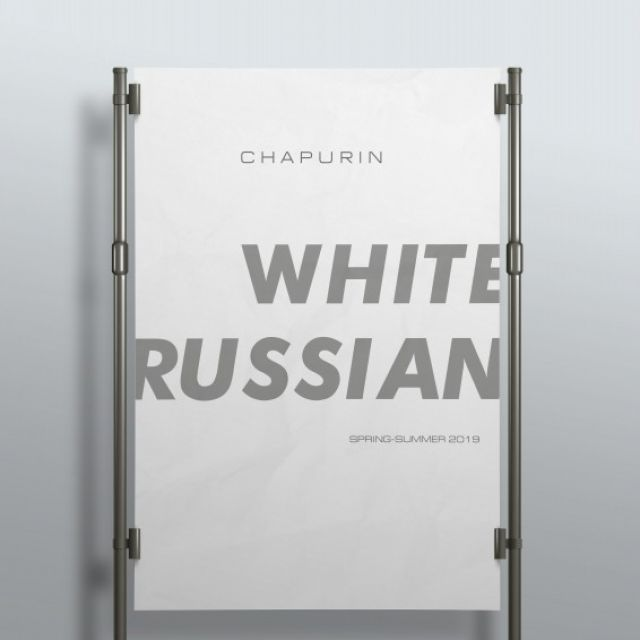 FOR CHAPURIN SS19