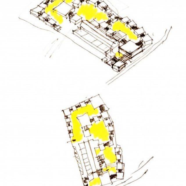 Эскиз разработки градостроительной концепции