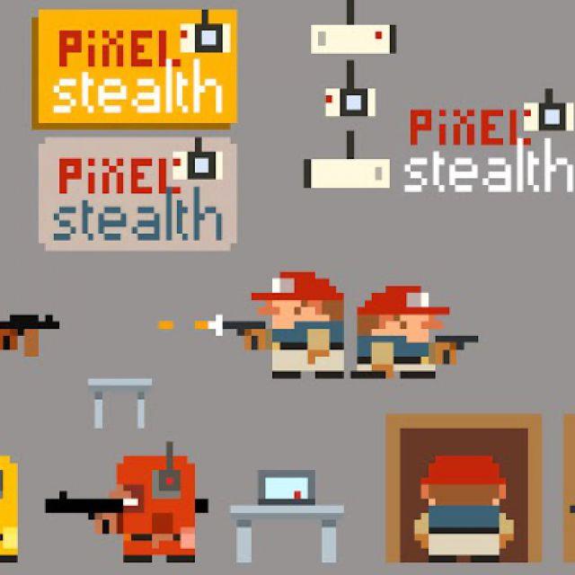 Пример пиксельной работы