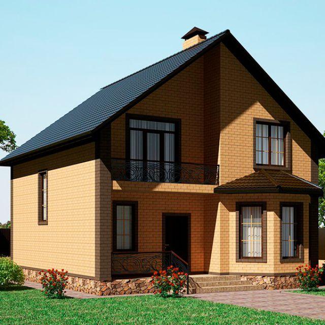 сколько стоит построить двухэтажный