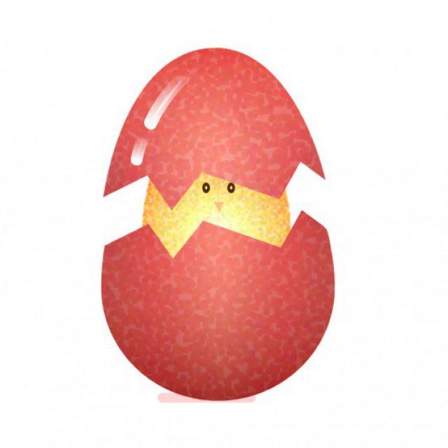 Яичко и цыпа