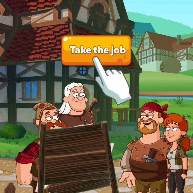 Рекламный ролик для игры