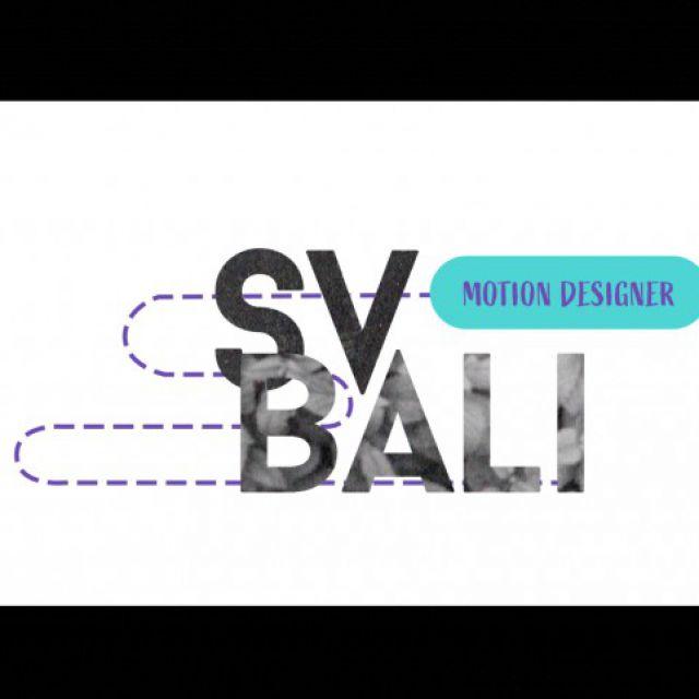 Анимация текста/логотипа