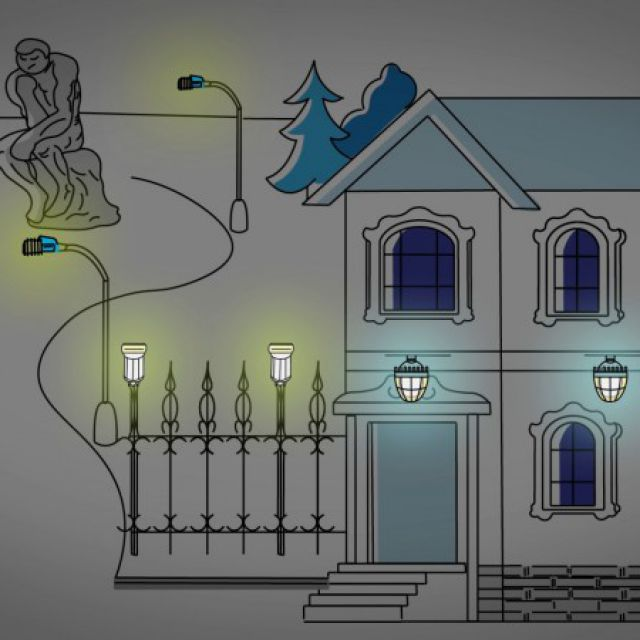 Презентационный ролик 2d-инфографика для компании «Светконсалт»
