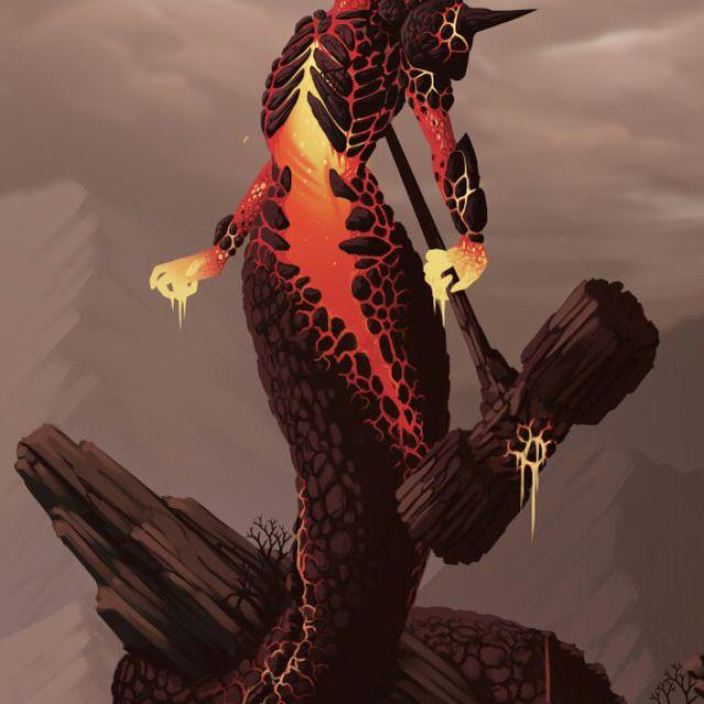 Infernal Naga