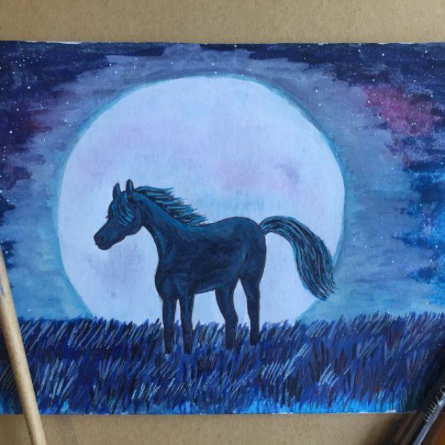 Призрачный конь