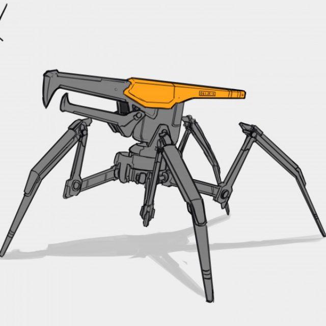 Арахно-робот