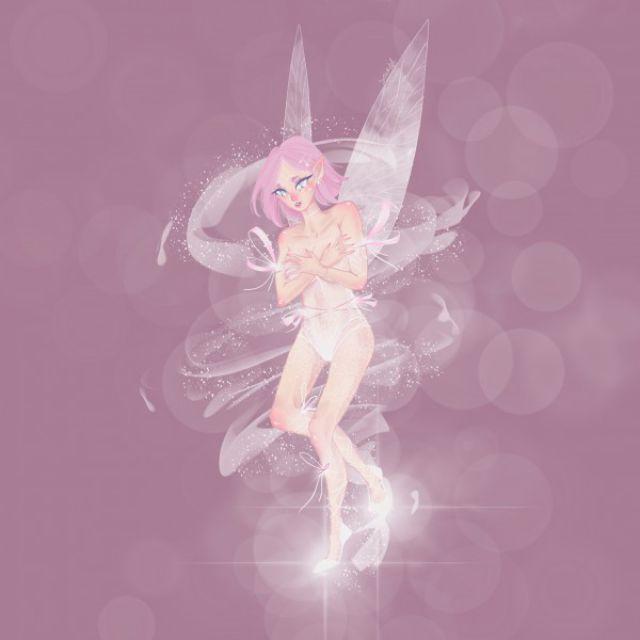 Нежная фея