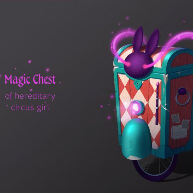 Magic Circus Chest